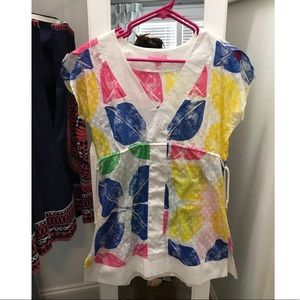 Lilly Pulitzer swim cover up
